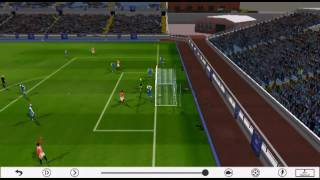 Best goal in dream league soccer