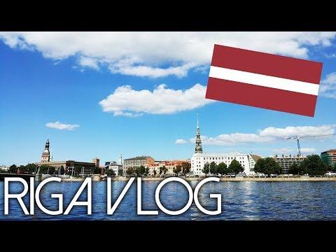 Riga Trip, Jurmala | Latvia Travel Vlog 2017