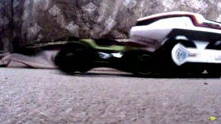 bigtrak vs brmbrmcar toy crash test
