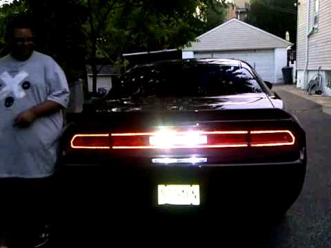 2069 Dodge Challenger Led Reverse Lights Youtube