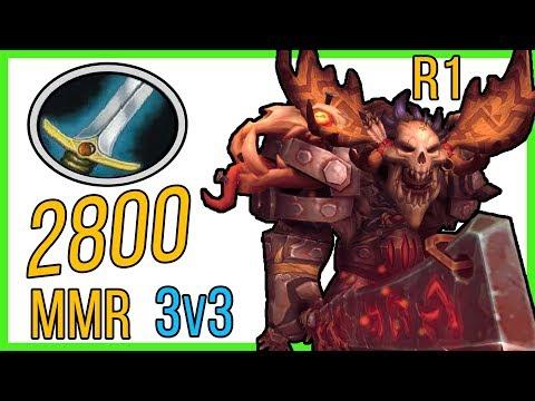 R1 Warr PoV: 2600cr (2800mmr) | BFA 3v3