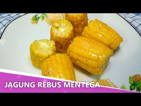 Resep Jagung Rebus Mentega