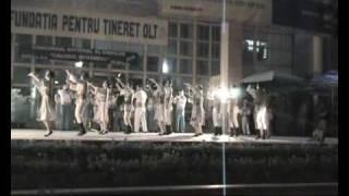 ANSAMBLUL FOLCLORIC RAPSODIA IASI-ROMANIA, Suita de dansuri Sucitole