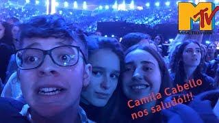 FUIMOS A LOS MTV EMA 2018! - TheRami