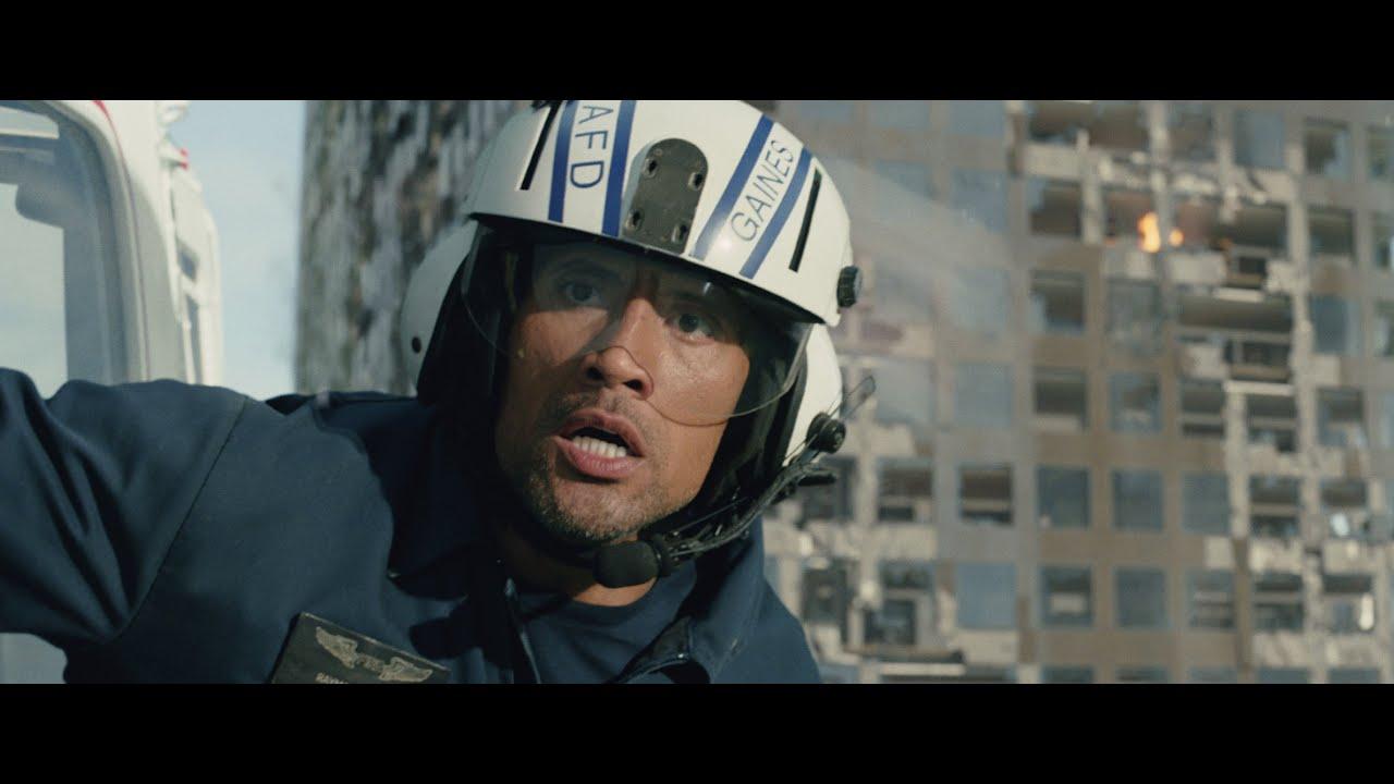San Andreas: Επικίνδυνο Ρήγμα (San Andreas) - Main Trailer (Gr Subs)