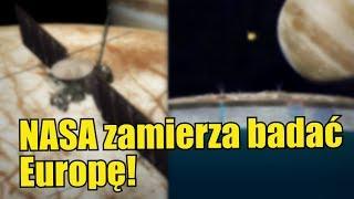 NASA ujawni informację o życiu pozaziemskim na księżycu Europa!