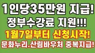 [35만원 정부지원교육바우처 1.7부터신청! 서두르세요…