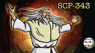 "SCP-343 ""God"" (SCP Animation)"