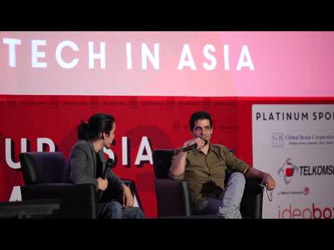 Fireside chat: The founding story of Viber (Startup Asia Jakarta 2013)