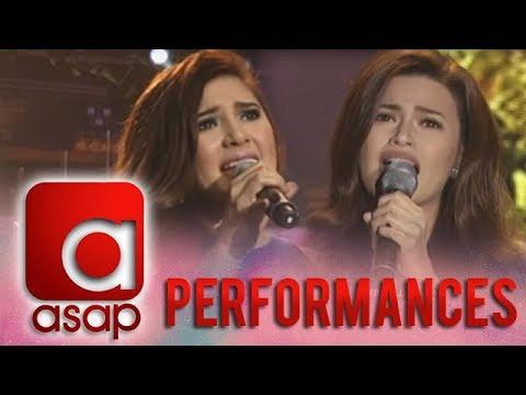 Nasaan Ka Nang Kailangan Kita Cast sing 'Tunay Na Mahal' on ASAP
