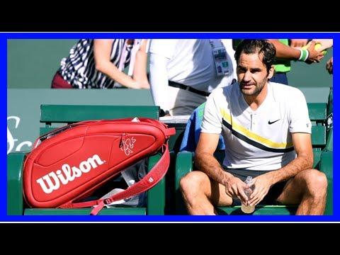 Aktuelle Nachrichten | Roger Federer in Miami unter Zugzwang: Platz eines steht auf dem Spiel