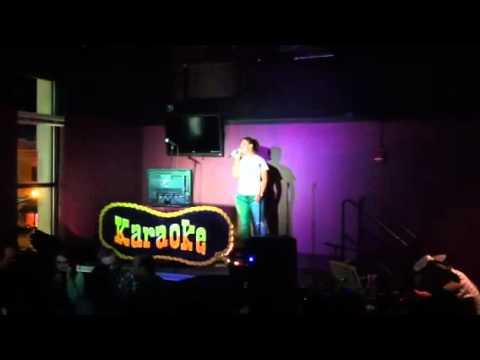 Karaoke at cowboys