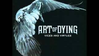 Art of Dying - Sorry (From the Album --Vices and Virtues--) + Lyrics