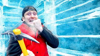 Trapped Inside 100 Layers Of Ice