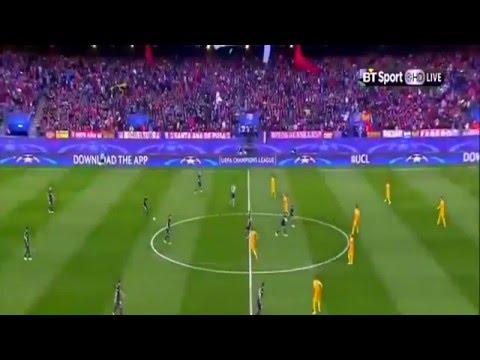 Atletico Madrid vs Barcelona 2-0 ● Goals & Highlights ● 2016