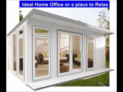 summer house office. Fully Insulated Eco-Suite Garden Room At Summer House Price, Home Office, Gym - EcoSuite Office
