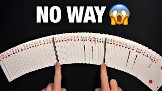 This NO SET UP Card Trick Will Baffle EVERYONE!