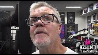 FREDDIE ROACH EXPLAINS WHY HE THINKS MANNY PACQUIAO IS UPSET WITH HIM