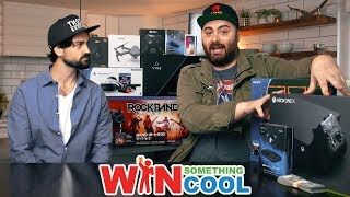 BEST 2018 GIVEAWAYS! - WIN an iPhone, PS4, XBOX ONE X - BEST GIVEAWAYS ONLINE - WinSomethingCool.com