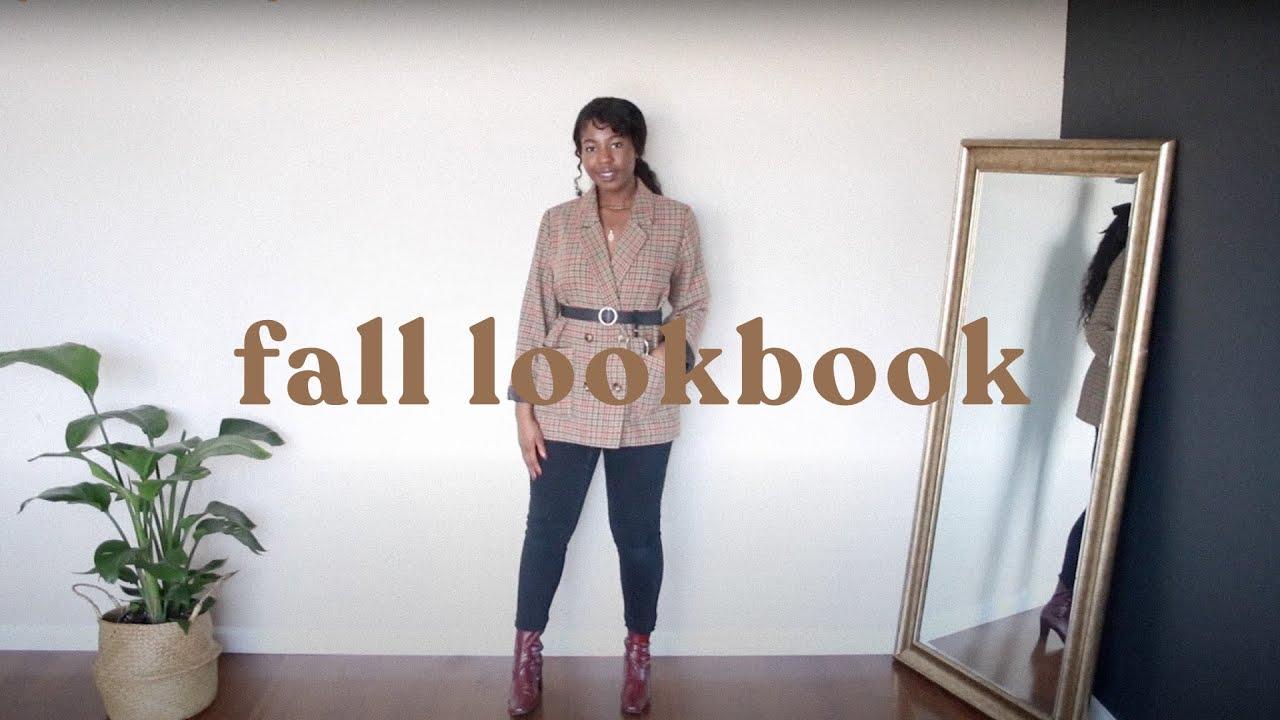 🍂 Fall Lookbook 2018 🍂