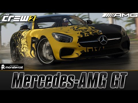 The Crew 2: Mercedes-AMG GT | Customization & Test Drive | FULLY UPGRADED | NOT A 911 KILLER