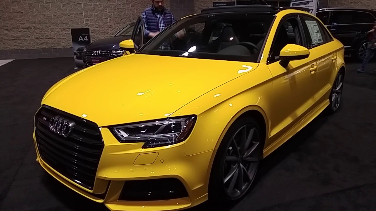 2017 audi s3 2 0t quattro s tronic youtube. Black Bedroom Furniture Sets. Home Design Ideas