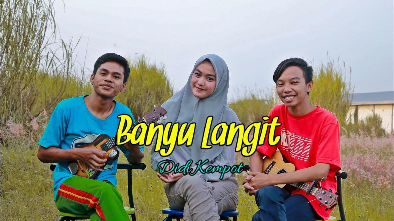 Banyu Langit - Didi Kempot cover by Zidan AS, Bella, Mrizallo