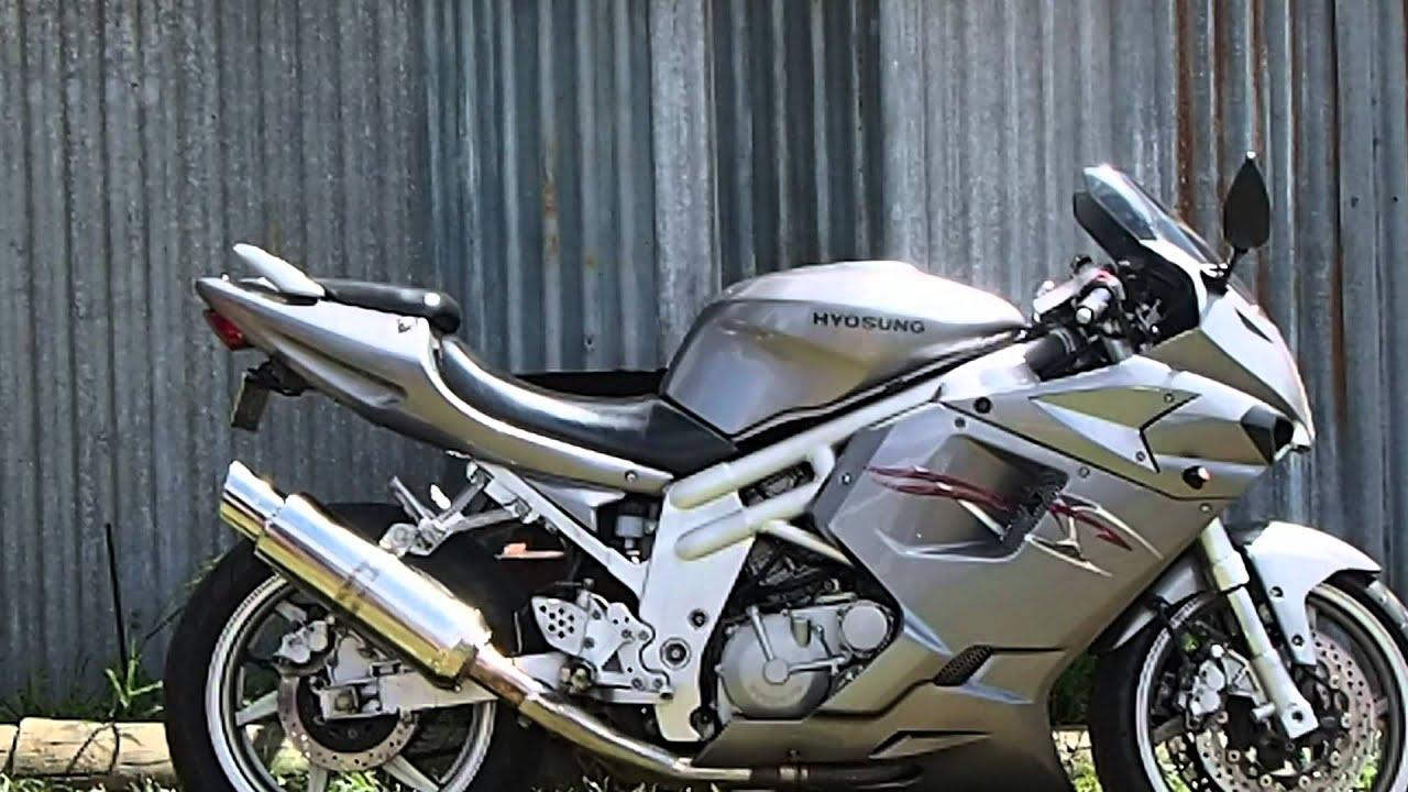 Hyosung gt650r exhaust - Pulsera pandora corte ingles
