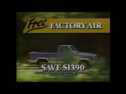 Ford Mid South | Television Commercial | 1988 | Ford Dealers