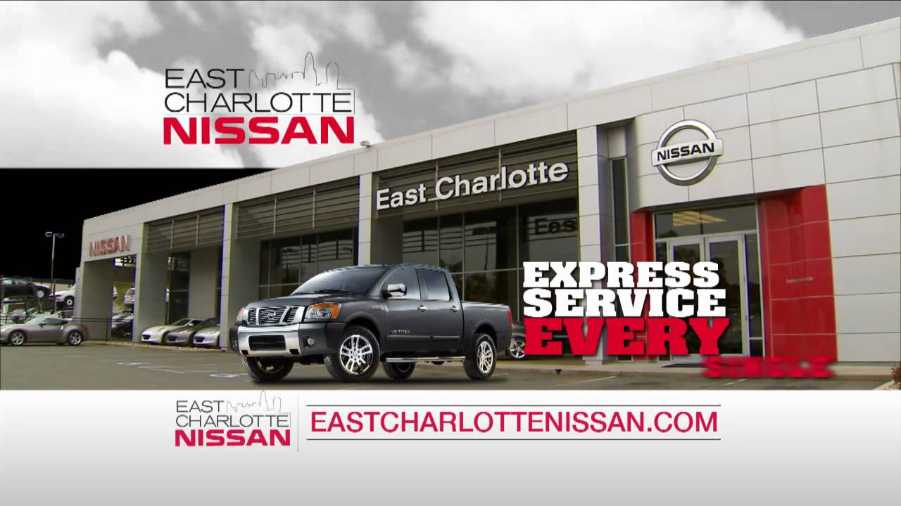 East Charlotte Nissan March 15 Second Commercial - YouTube