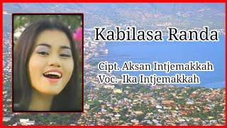 lagu kaili terhits  Kabilasa Randa ; Ika Intjemakkah