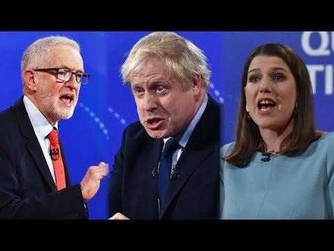 video: 'We don't need this theatre of personality': why can't Britain get election debates right?