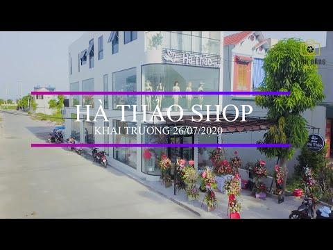 Từng Bừng Khai Trương Shop Hà Thảo - Shop Thời trang, Phụ Kiện Trẻ Em