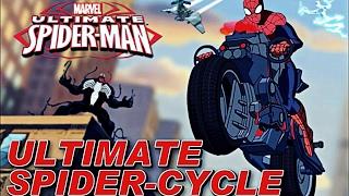 Человек Паук на Мотоцикле гонки прохождение игры на русском языке смотреть мультик онлайн бесплатно.