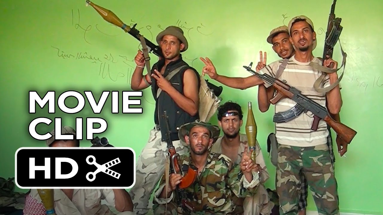 Download Point and Shoot Movie CLIP - Most Filmed War (2014) - Documentary HD