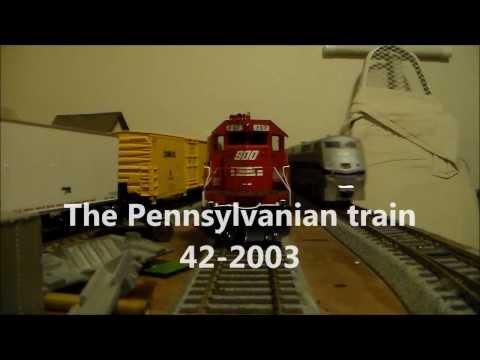The Pennsylvanian train 42-2003