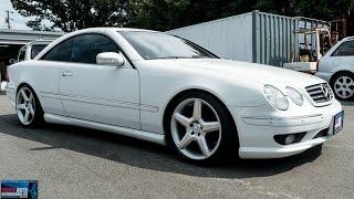 Walk Around - 2000 Mercedes Benz CL55 AMG - Japanese Car Auctions