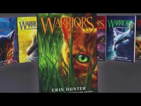 WARRIORS Series by Erin Hunter | Official Book Trailer