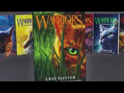 WARRIORS Series by Erin Hunter | Official Book Trailer