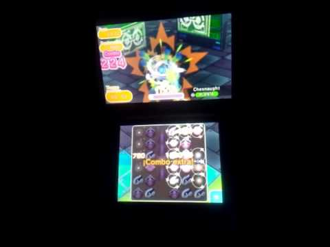 Combo Infinito Con Ditto - Pokemon Shuffle