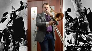 Titanium - Vintage 1940s jazz crooner (Cover Trombone)