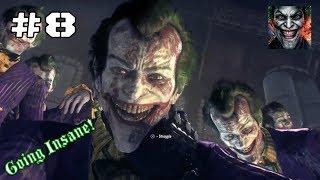 Batman: Arkham Knight - Part 8 - LOSING MY MIND!