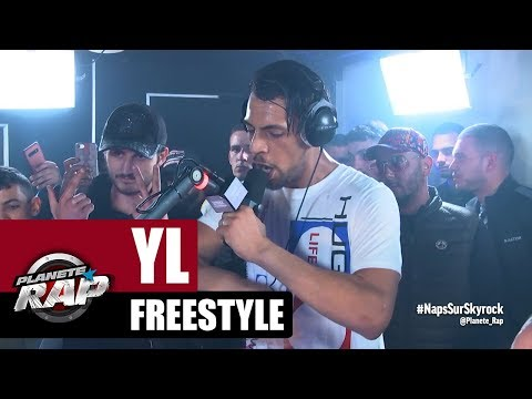Youtube: YL – Freestyle inédit #PlanèteRap