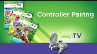 How to Set Up Your LeapTV Controller - LeapTV Tutorial Video | LeapFrog