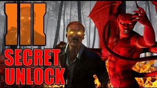 Black Ops 3 ZOMBIES - HUGE SECRET UNLOCK! ZOMBIES CAMPAIGN or FROZEN FOREST MAP (COD BO3 ZOMBIES)