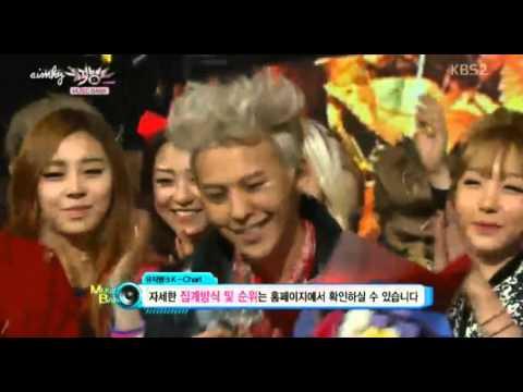 20130927 Today Winner G-Dragon