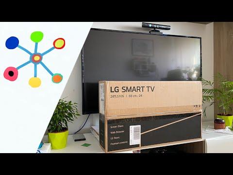 LG SMART TV 24TL510S (webOS 3.5)