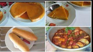 سويت حلو من قطعتين خبز حلويات كارونا والحصار 😂والعشه سوته حماتي 😁