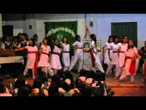 Nabagram Hiralal Paul Balika Vidyalaya program 2