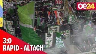 Rapid kehrte mit 3:0 in Altach auf Liga-Siegerstraße zurück